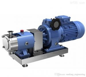 Positive Displacement Pumps #7 Sml